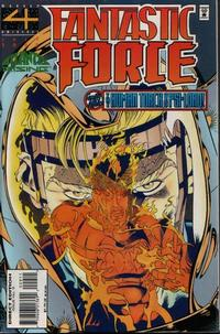 Cover for Fantastic Force (Marvel, 1994 series) #9