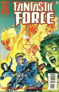 Cover Thumbnail for Fantastic Force (Marvel, 1994 series) #17