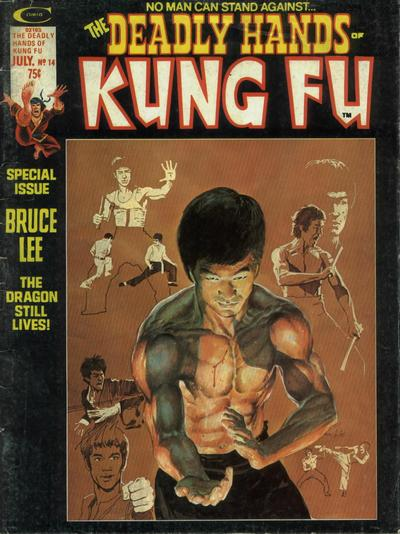 Cover for The Deadly Hands of Kung Fu (Marvel, 1974 series) #14