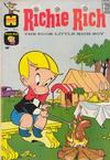 Cover for Richie Rich (Harvey, 1960 se