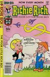 Cover for Richie Rich (Harvey, 1960 series) #208
