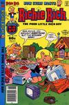 Cover for Richie Rich (Harvey, 1960 series) #215