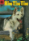 Cover for Rin Tin Tin (Dell, 1954 series) #14