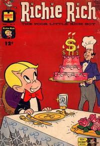 Cover Thumbnail for Richie Rich (Harvey, 1960 series) #9