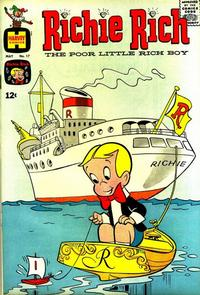 Cover Thumbnail for Richie Rich (Harvey, 1960 series) #17