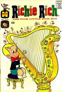 Cover Thumbnail for Richie Rich (Harvey, 1960 series) #25