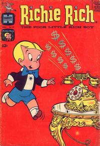 Cover Thumbnail for Richie Rich (Harvey, 1960 series) #27