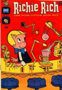Cover Thumbnail for Richie Rich (Harvey, 1960 series) #31