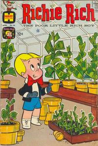 Cover Thumbnail for Richie Rich (Harvey, 1960 series) #44
