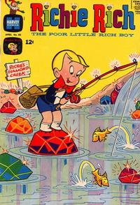 Cover Thumbnail for Richie Rich (Harvey, 1960 series) #80