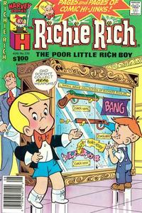 Cover Thumbnail for Richie Rich (Harvey, 1960 series) #235