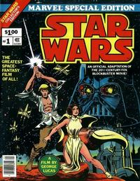Cover Thumbnail for Marvel Special Edition Featuring Star Wars (Marvel, 1977 series) #1