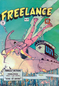 Cover Thumbnail for Freelance Comics (Anglo-American Publishing Company Limited, 1941 series) #32
