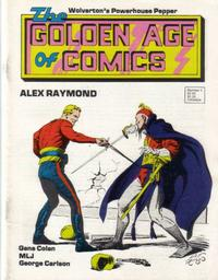 Cover Thumbnail for Golden Age of Comics (New Media Publishing, 1982 series) #5