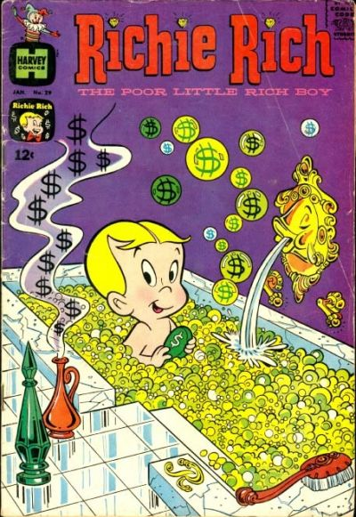 Cover for Richie Rich (1960 series) #29