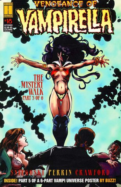 Cover for Vengeance of Vampirella (1994 series) #18
