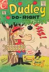 Cover for Dudley Do-Right (Charlton, 1970 series) #2