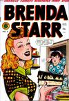 Cover for Brenda Starr Comics (Superior Publishers Limited, 1948 series) #6