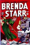 Cover for Brenda Starr Comics (Superior Publishers Limited, 1948 series) #9