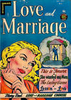 Cover for Love and Marriage (Superior Publishers Limited, 1952 series) #2