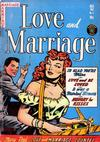 Cover for Love and Marriage (Superior Publishers Limited, 1952 series) #8