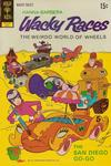 Cover Thumbnail for Hanna-Barbera Wacky Races (1969 series) #7 [Gold Key Variant]
