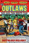 Cover for The Outlaws (Star Publications, 1952 series) #12