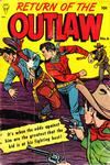 Cover for Return of the Outlaw (Toby, 1953 series) #6