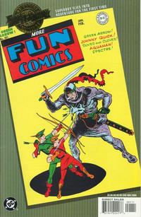 Cover Thumbnail for Millennium Edition: More Fun Comics No. 101 (DC, 2000 series) #[nn]