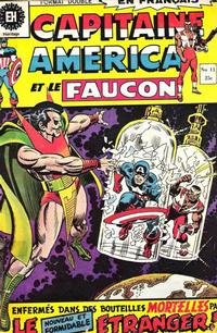 Cover Thumbnail for Capitaine America (Editions Héritage, 1970 series) #11