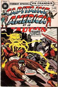 Cover Thumbnail for Capitaine America (Editions Héritage, 1970 series) #65