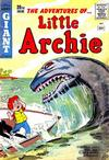 Cover for The Adventures of Little Archie (Archie, 1961 series) #20