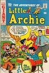 Cover for The Adventures of Little Archie (Archie, 1961 series) #50