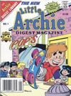 Cover for Little Archie Digest Magazine (Archie, 1991 series) #1 [Newsstand]