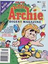 Cover for Little Archie Digest Magazine (Archie, 1991 series) #3 [Newsstand]