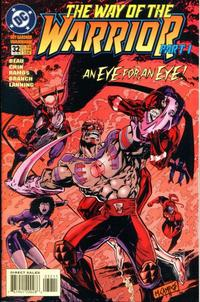 Cover Thumbnail for Guy Gardner: Warrior (DC, 1994 series) #32