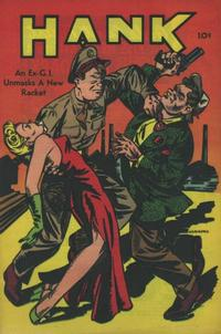 Cover Thumbnail for Hank (Pentagon Publishing Co., 1946 series)
