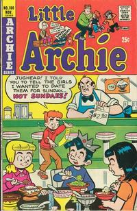 Cover Thumbnail for Little Archie (Archie, 1969 series) #100