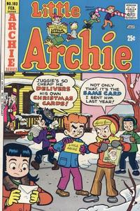 Cover Thumbnail for The Adventures of Little Archie (Archie, 1959 series) #103