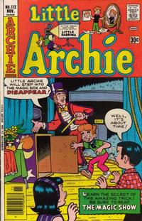 Cover Thumbnail for Little Archie (Archie, 1969 series) #112