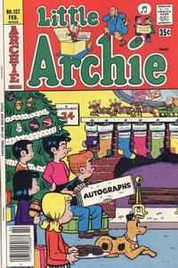 Cover for Little Archie (Archie, 1969 series) #127