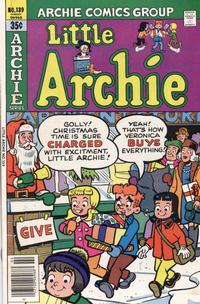Cover Thumbnail for Little Archie (Archie, 1969 series) #139