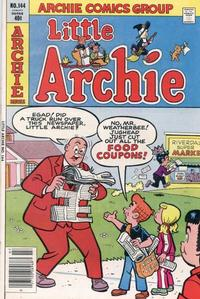 Cover Thumbnail for Little Archie (Archie, 1969 series) #144