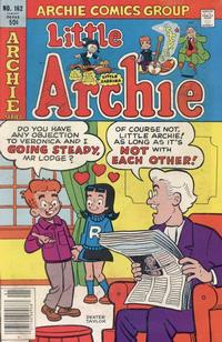 Cover for Little Archie (Archie, 1969 series) #162