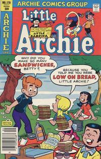 Cover Thumbnail for Little Archie (Archie, 1969 series) #170