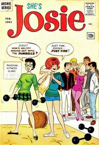 Cover for She's Josie (Archie, 1963 series) #1
