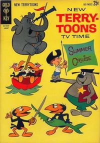 Cover Thumbnail for New Terrytoons (Western, 1962 series) #2 [30010-301]