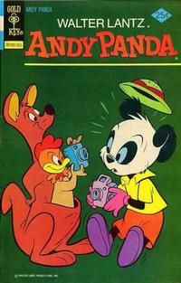 Cover Thumbnail for Walter Lantz Andy Panda (Western, 1973 series) #8