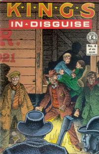 Cover Thumbnail for Kings in Disguise (Kitchen Sink Press, 1988 series) #4