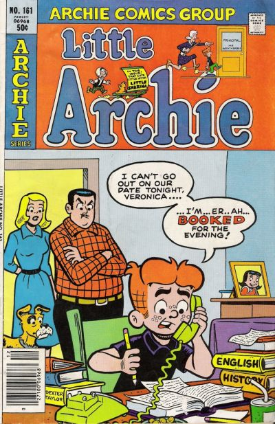 Cover for Little Archie (Archie, 1969 series) #161
